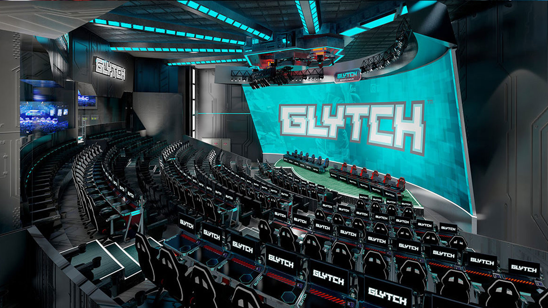 Does Glytch have the formula for esports LBE dominance?