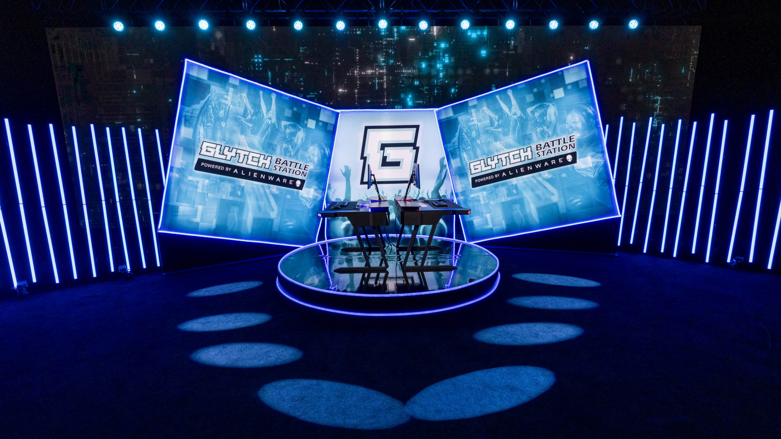 Glytch Gear Launches Crowdfunding Campaign for State-of-the-Art Esports Desk